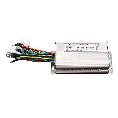 Электровелосипед VoltAge 6 LiFePO4 48V 15Ah 500W