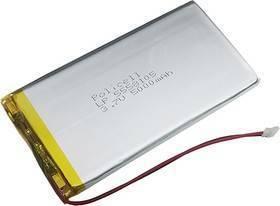 Li-pol аккумулятор фото