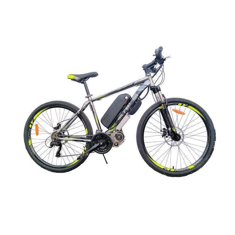 Электровелосипед Вольт-ПРО фото