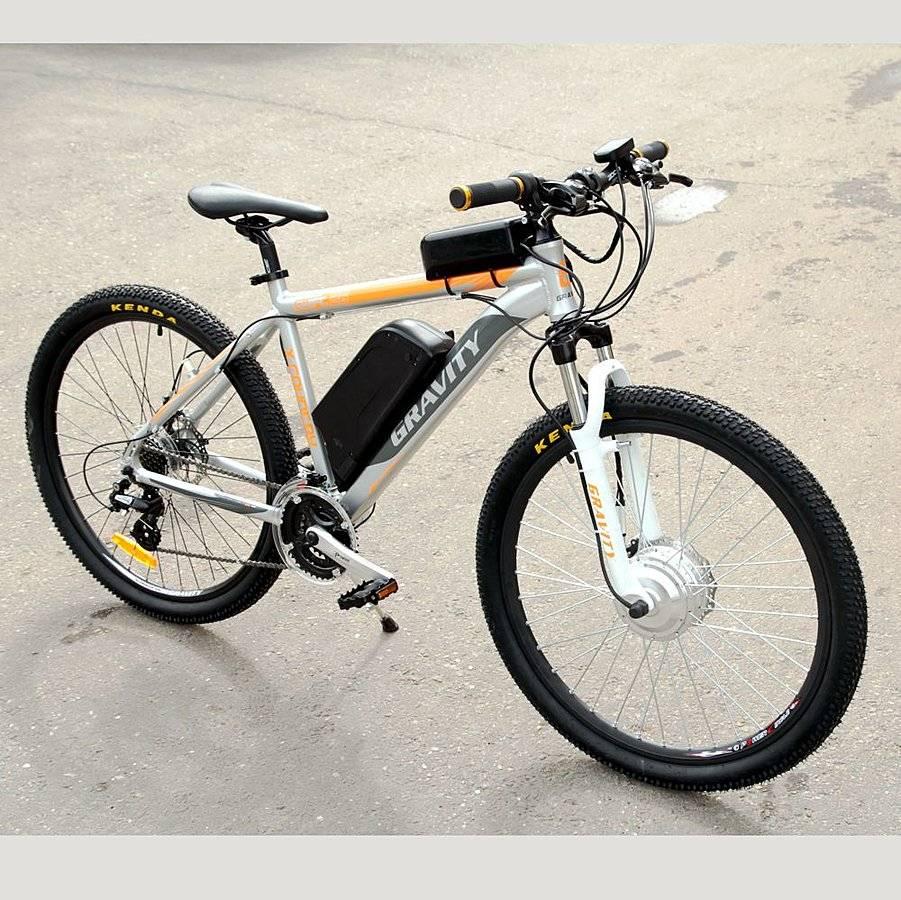 Электровелосипед Вольтэра 26Ф фото