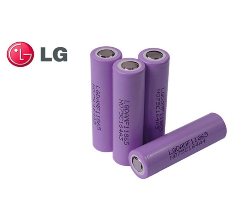 Li-ion элементы LG 18650 фото