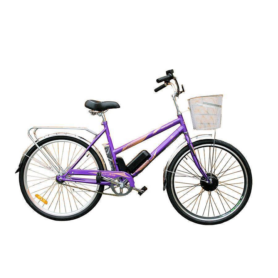 Электровелосипед Вольт-Про НР261 фото