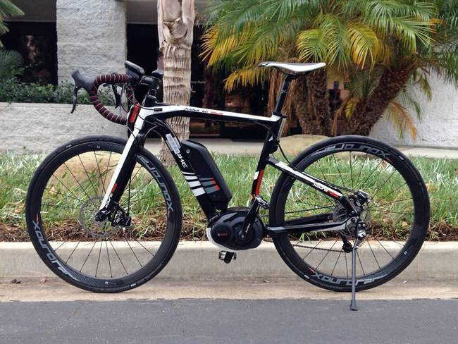 Литиевой аккумулятор велосипеда