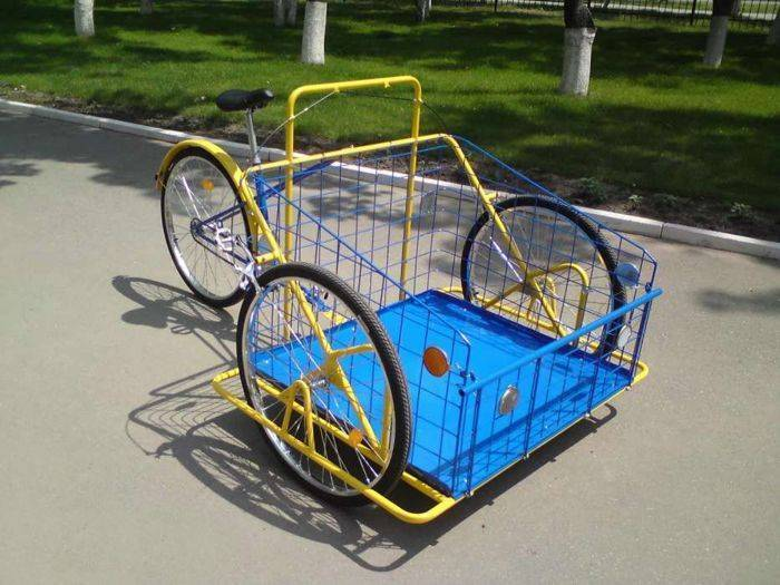 Самодельный трехколесный велосипед своими руками чертежи фото 658