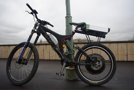 Электровелосипеды схемы