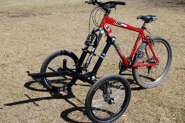 грузового велосипеда или